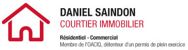 Daniel Saindon, courtier immobilier